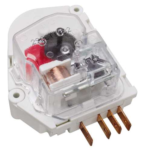 DEFROST TIMER 6 HR 21 MIN, REPLACES ELECTROLUX 215846604