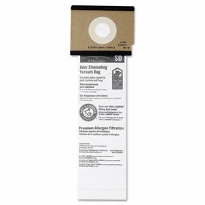 Sanitaire Series Upright Vacuum Cleaner Replacement Bags, 5/Pack