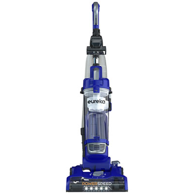 "PowerSpeed Turbo Spotlight Lightweight Upright, 12.6"" Cleaning Path, Blue"