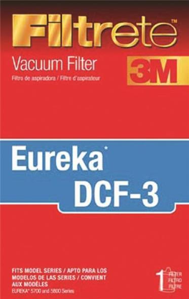 FILTER VACUUM CLEANER TYPE DCF-3