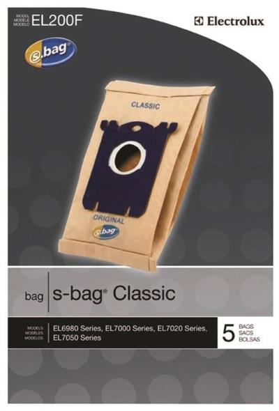Electrolux EL200F Type S Vacuum Cleaner Bag