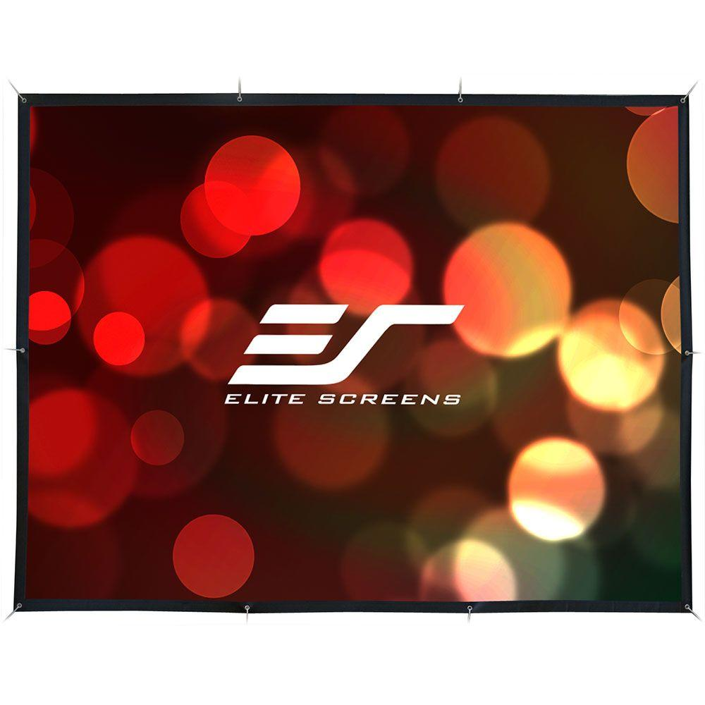 "Elite Screens Diy114H1 Diy Pro Series Outdoor Screen (114""; 55.9"" X 99.4"")"
