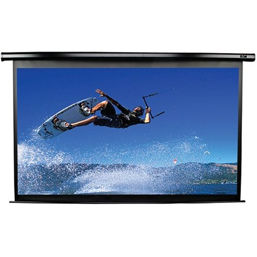 "Vmax 2 Series Electric Projection Screens (120""; 59"" X 105""; 16:9 HDTV Format)"