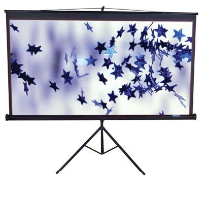 "Tripod Series Projection Screen (1:1 Format; 136""; 96"" x 96"")"