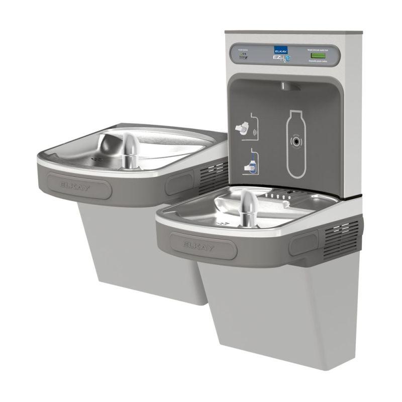 Lead Law Compliant Water Cooler Kit Vandal Resistant LIGR Bi Level *ezh2