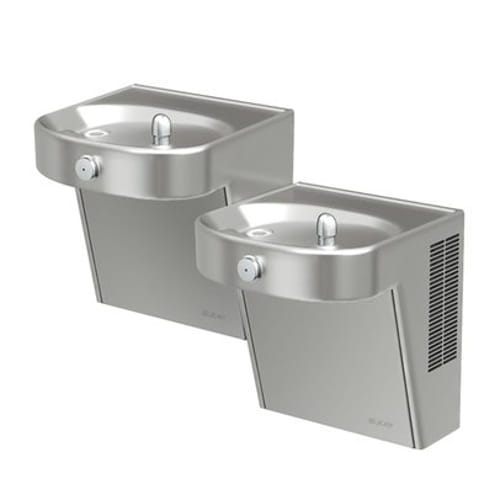 Lead Law Compliant HD 14GA Wall Mount ADA Vandal Resistant Cooler