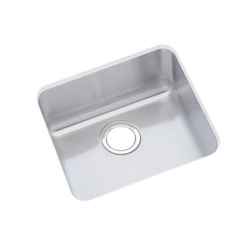 14 X 14 Single Band ADA Undercounter Stainless Steel SINK *LUSTER