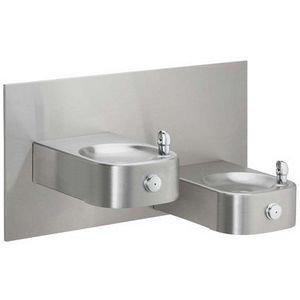 Lead Law Compliant HD Fountain Stainless Steel
