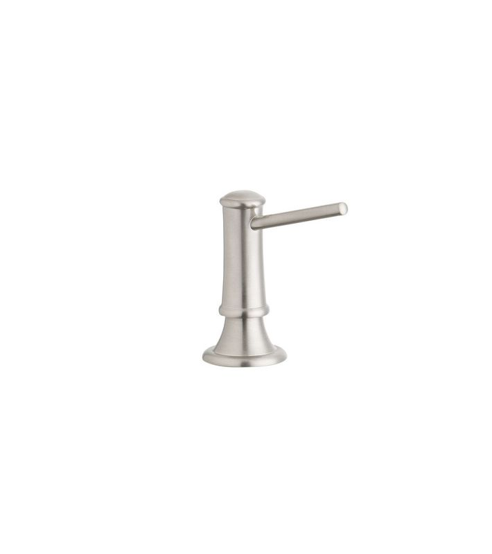 16OZ Soap Dispenser *explor Brushed Nickel