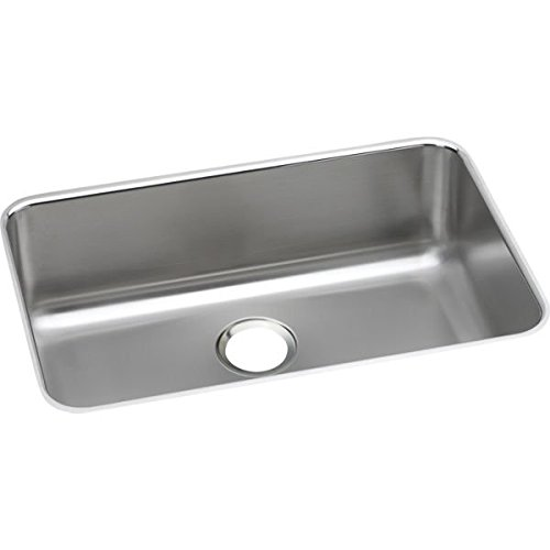 Elkay 25-1/2X17-1/2X8 Single Band Undercounter Stainless Steel SINK *GOUR per EA
