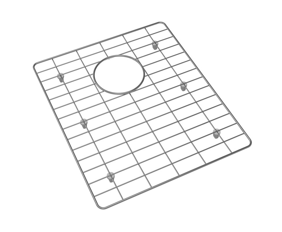 16-1/16X13-1/2 Bottom Grid Stainless Steel