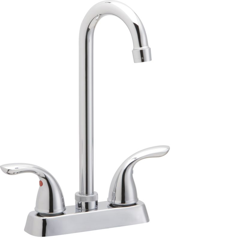 California Energy Commission Not Registered Lead Law Compliant 2.2 2 Handle Lever Center Set Bar Faucet Polished Chrome