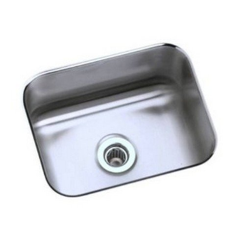 14-1/2X11-3/4 Undercounter Sink With Grid Lhsa
