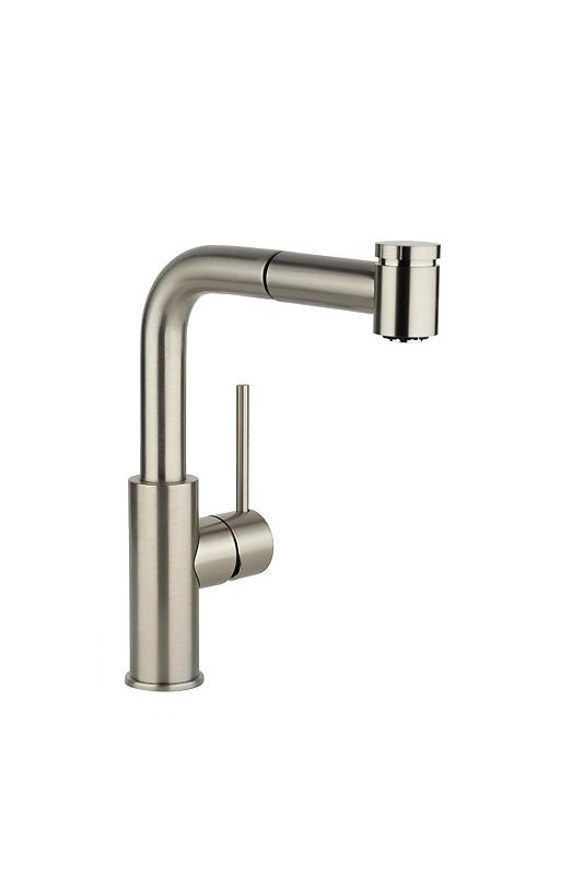 California Energy Commission Not Registered Lead Law Compliant 2.2 Gallons Per Minute 1 Handle Pullout Bar Faucet Brushed Nickel