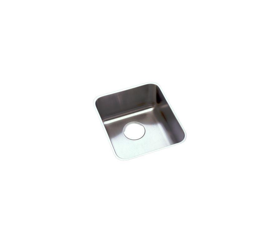 16X18.5 18 Gauge Stainless Steel Undercounter Sink