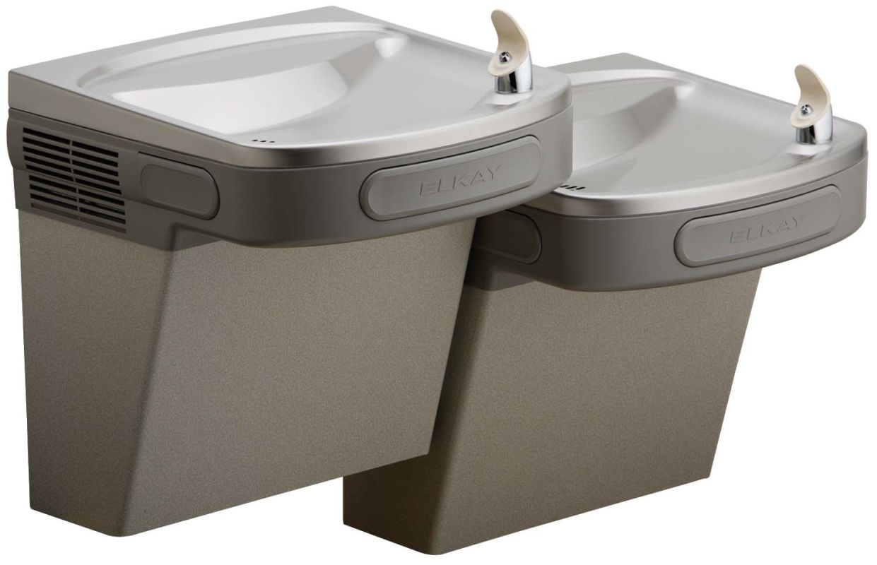 Lead Law Compliant FILTERED Bi Level With Bubbler Cooler LGGR