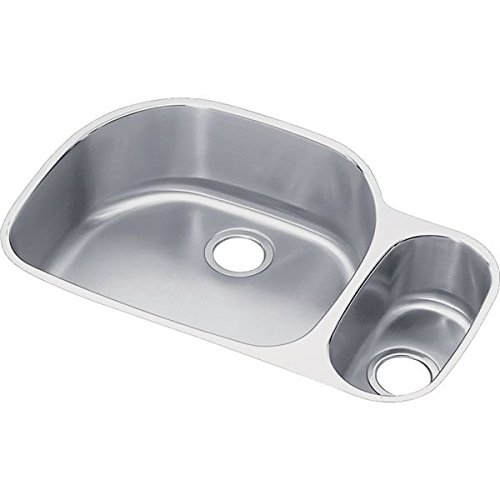 32 X 21 Double Bowl 10.0 Undercounter Sink Stainless Steel