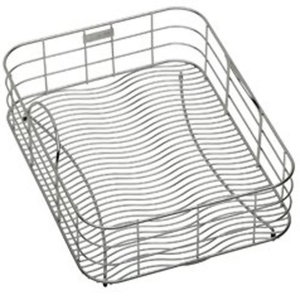 "ELKWRB1418SS Rinse Basket with Dish Rack 13"" x 17"""