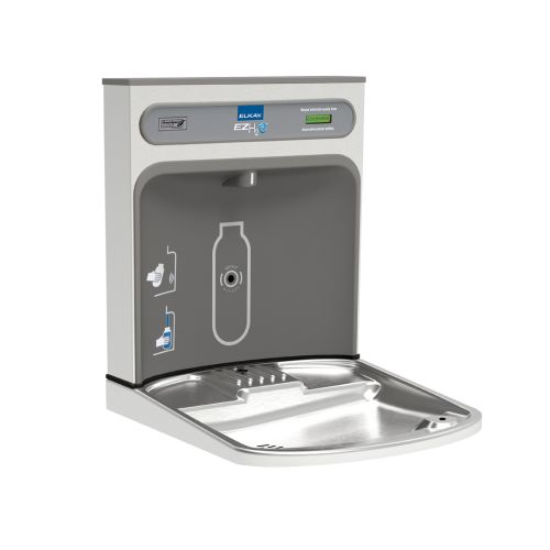 Elkay EZH2O Bottle Filling Station RetroFit Kit Non-Filtered, Non-Refrigerated Stainless
