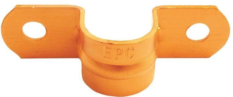 TUBE STRAP COPPER 3/4 IN