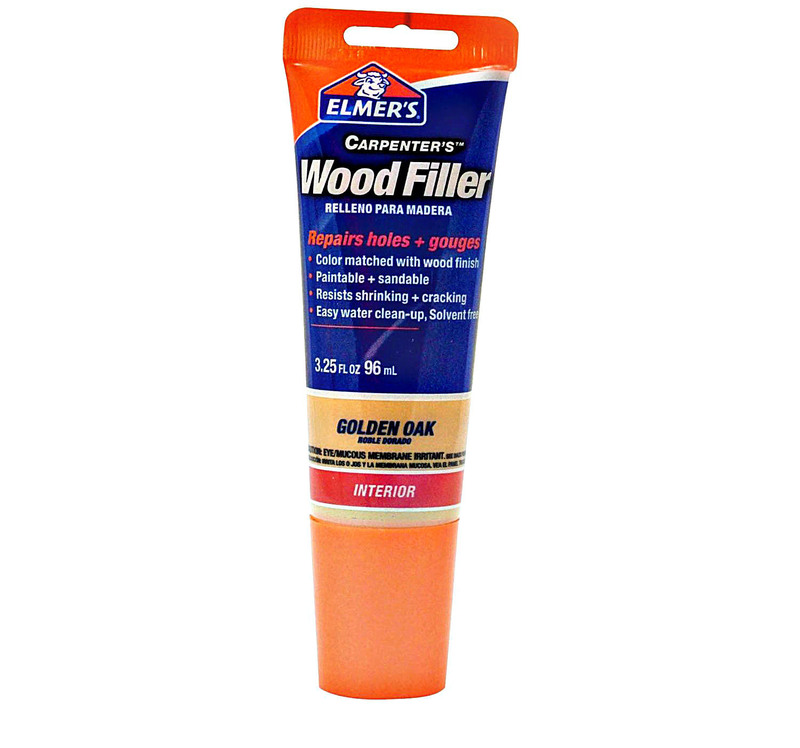 3.25Oz Interior Golden Oak Filler