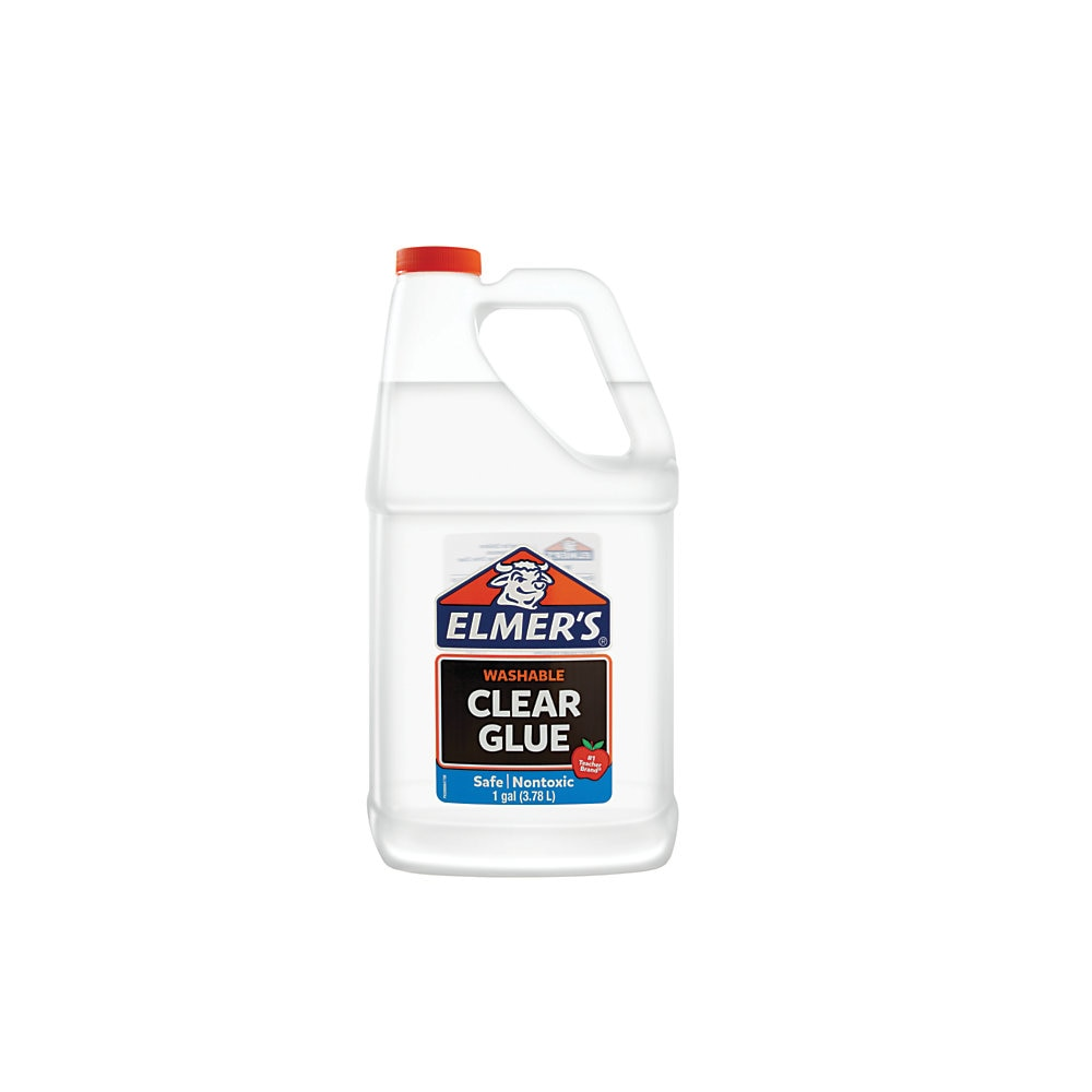 Clear Glue, 1 gal, Dries Clear
