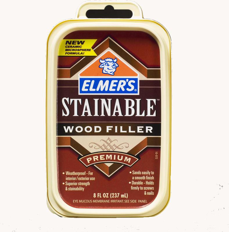 8Oz Stainable Wood Filler