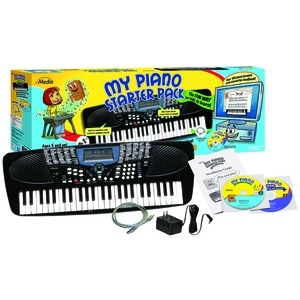 EMEDIA MUSIC EK05103 My Piano Starter Pack for Kids