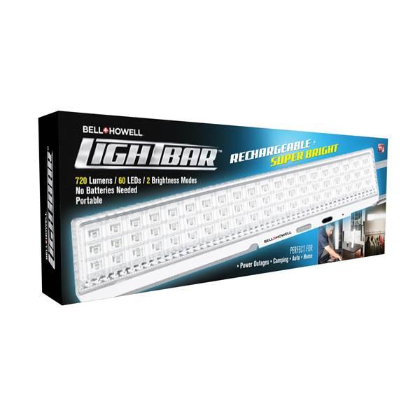 LIGHTBAR LED 60-LIGHT 720LUMEN