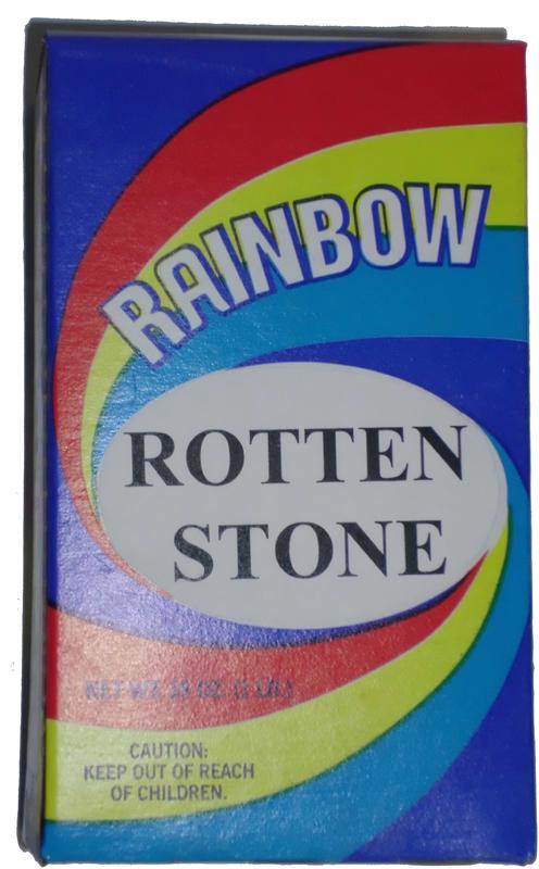 21301 1# ROTTEN STONE