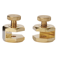 GAUGES STAIR BRASS 2PK 3/4IN
