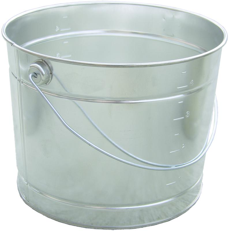 25000 5Q METAL PAIL W/HANDLE