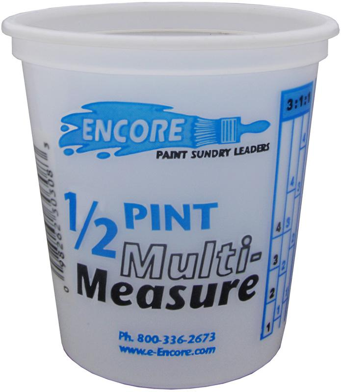 300338 8OZ MEASURE CONTAINER