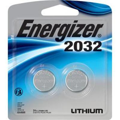 2032BP-2 WATCH BATTERY 2PK