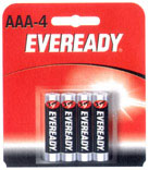 4Pk Aaa Heavy Duty Battery
