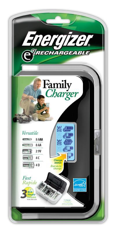 CHFC FAMILY BATTERY CHARGER
