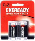 2Pk C Heavy Duty Battery