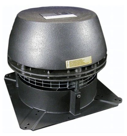 "12"" x 12"" RSHT9 ENERVEX Chimney Fan For Solid Fuel"