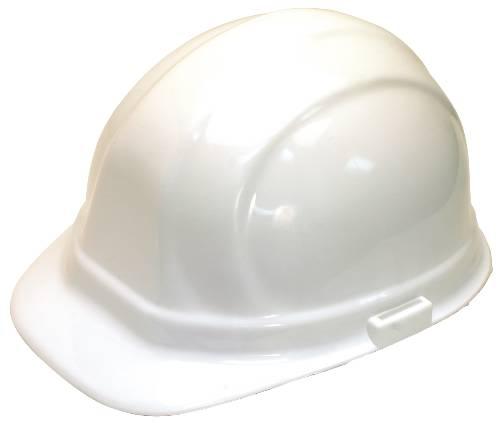 OMEGA II HARD HAT 6 PT SUSPENSION STANDARD WHITE