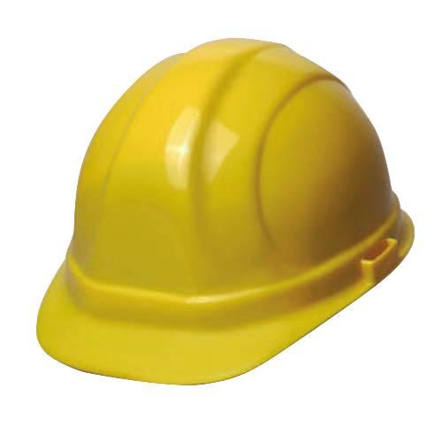 OMEGA II HARD HAT 6 PT SUSPENSION STANDARD YELLOW