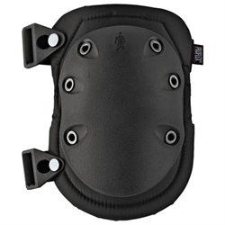 Ergodyne 18335 ProFlex 335 Slip-Resistant Rubber-Cap Knee Pads with Buckle Closures