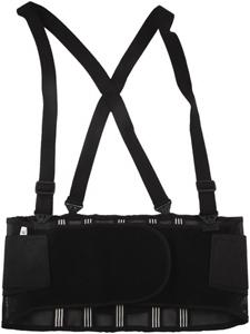 """ERGODYNE 11384 ProFlex 100 Economy Spandex Back-Support Belt (35""""-39"""")"""