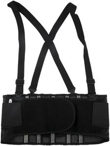 """ERGODYNE 11382 ProFlex 100 Economy Spandex Back-Support Belt (26""""-30"""")"""