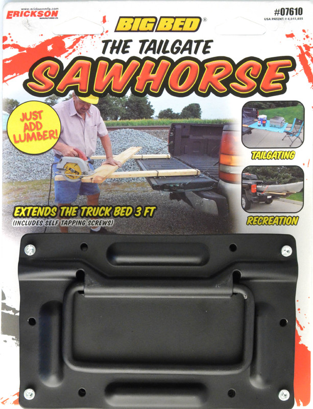 07610 TLGATE SAWHORSE BRACKET