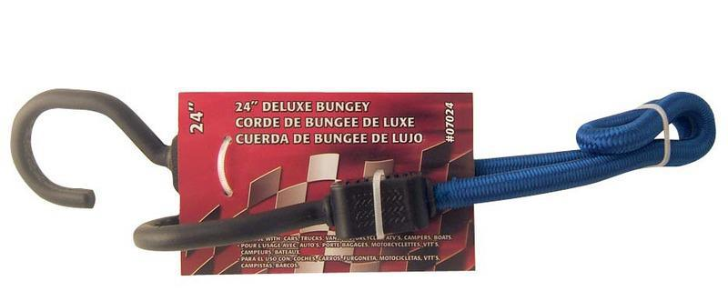 07024 24 IN. DELUXE BUNGEE CORD