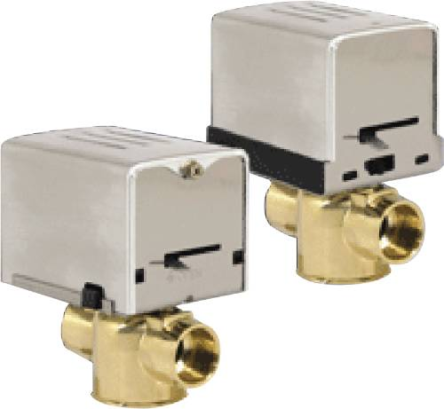 POPTOP ZONE VALVE, 1/2 IN. SWT, 18 IN. LEADS