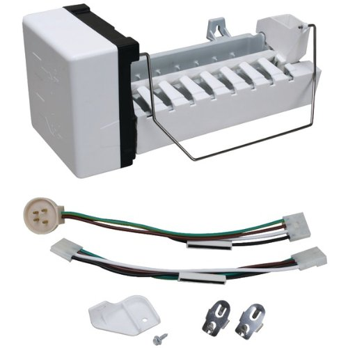 EXACT REPLACEMENT PARTS ER4317943L Ice Maker (Replacement for Whirlpool 4317943L)