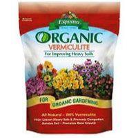 Espoma VM8 Organic Vermiculite Soil, 8 qt, Bag