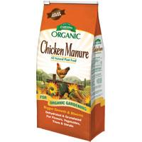 CHICKEN MANURE BAG 3.75LB