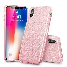 ESR 3A11CZ0100 PINK IPHONE X CASE & 5 8IN IPHONE CASE WITH